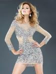 Вечернее платье Jovani 4304