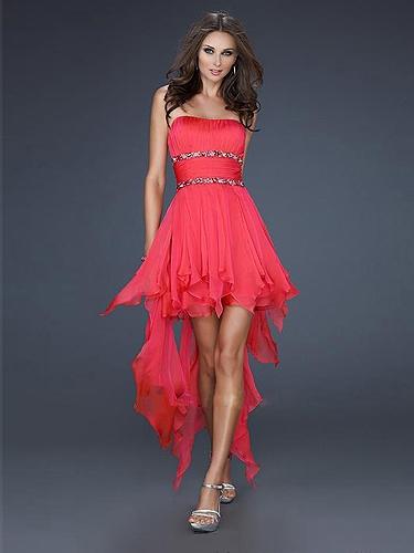 Вечернее платье La Femme 15087-1